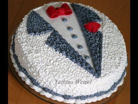 Kremovye Kudryashki Na Tortike Birthday Cake Decorating Cake Decorating Designs Creative Cake Decorating