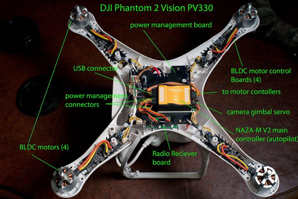 2 dji phantom wiring diagram
