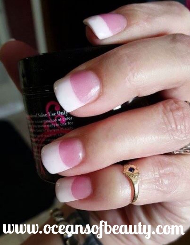 Pin by Sparkle & Co  Luxe Nails on EZ Dip Powder Nails | Ez