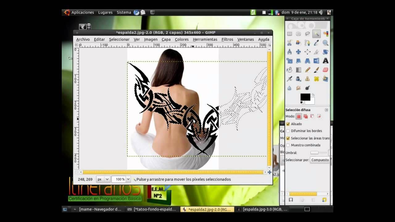 Diseño Gráfico En Gnu Linux Clase 20 Disenos De Unas Gnu Linux Diseño Grafico