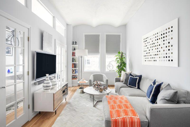 West Village Dreamy Bachelor Pad On A Budget. Wohnung EinrichtenSchöner  WohnenGestaltenModerne WohnungenWest ...