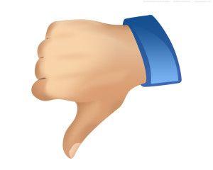 thumbs-down  cfs meeting    report