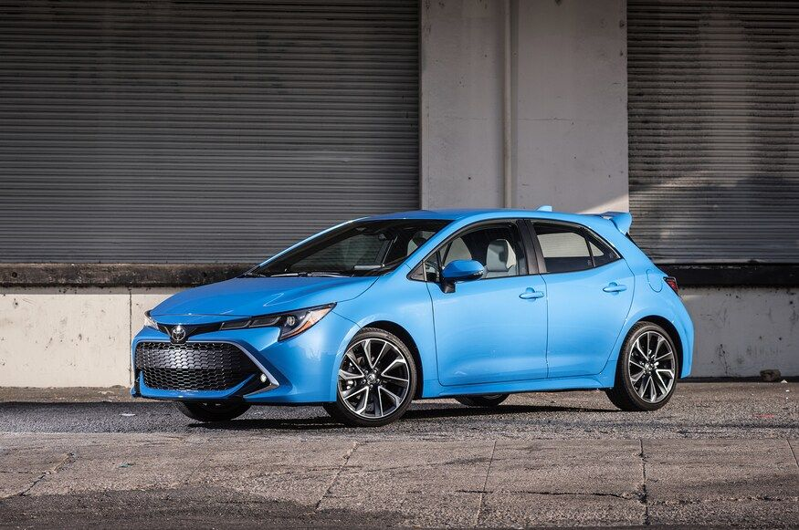 Perfect 2019 Toyota Corolla Hatchback Xse Weight And View Di 2020
