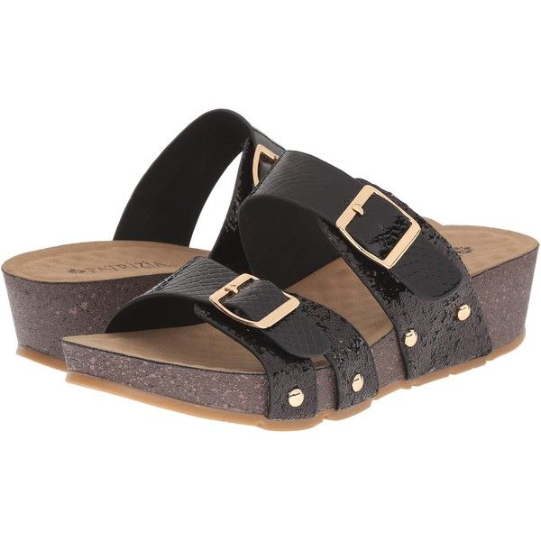 Womens Sandals PATRIZIA Jabbah Black
