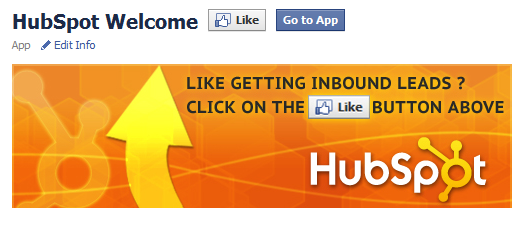 Convert Facebook Visitors Into Leads With HubSpot Welcome