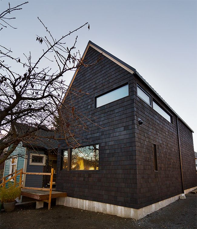Modern Home Addition In Seattle's Ballard Neighborhood