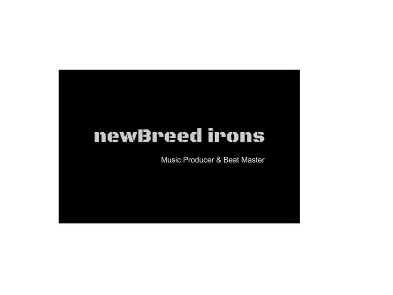 Check out new Breed Irons on ReverbNation