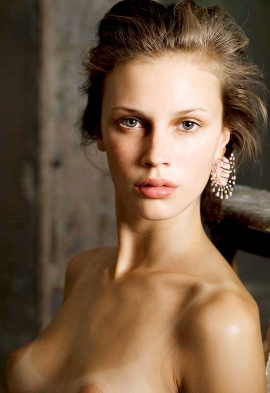 Marine Vacth by Mona Kuhn for Le Monde France 2011