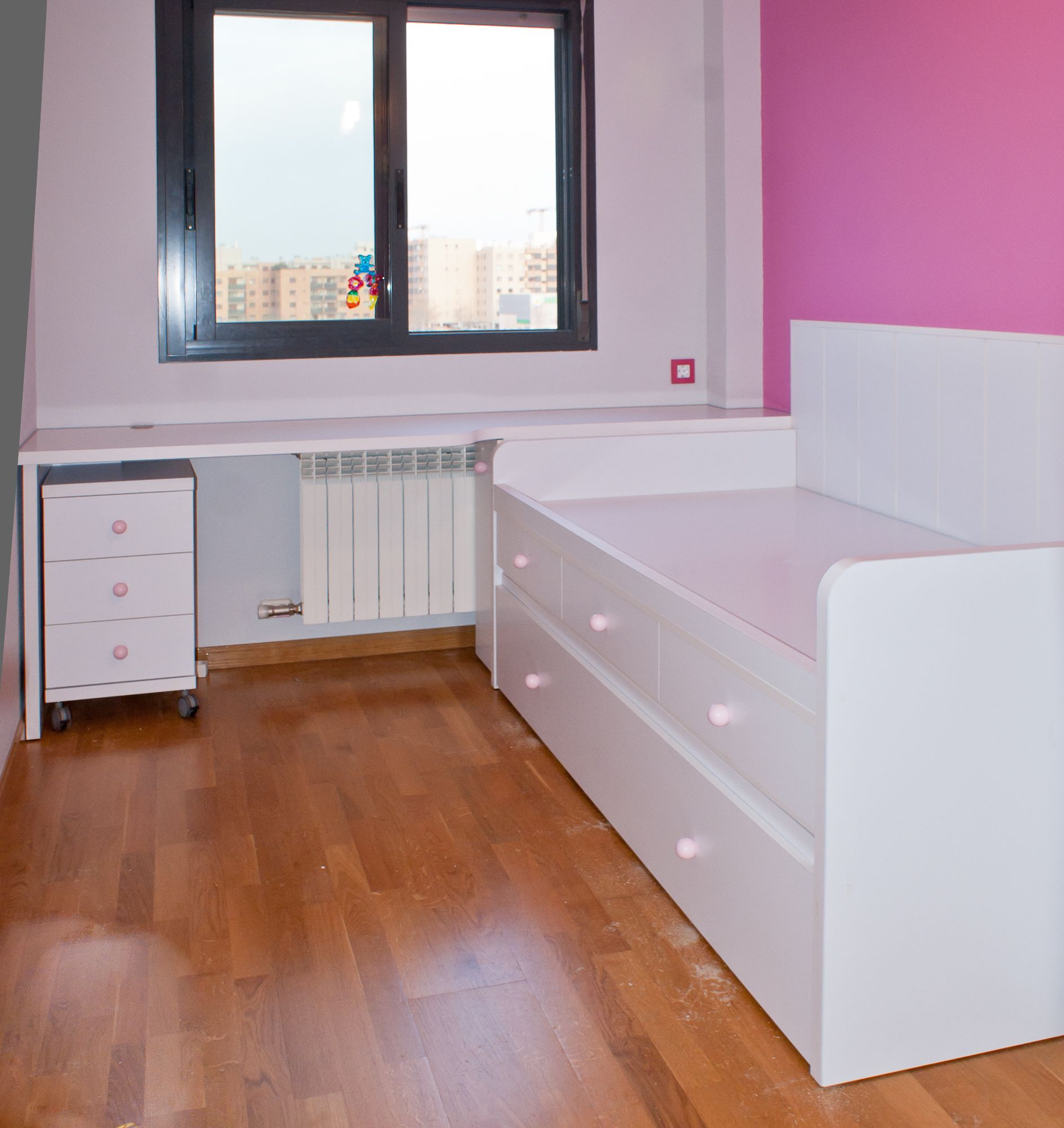 Habitaci N Juvenil Moderna De Dise O A Medida Web  # Muebles Soluciones