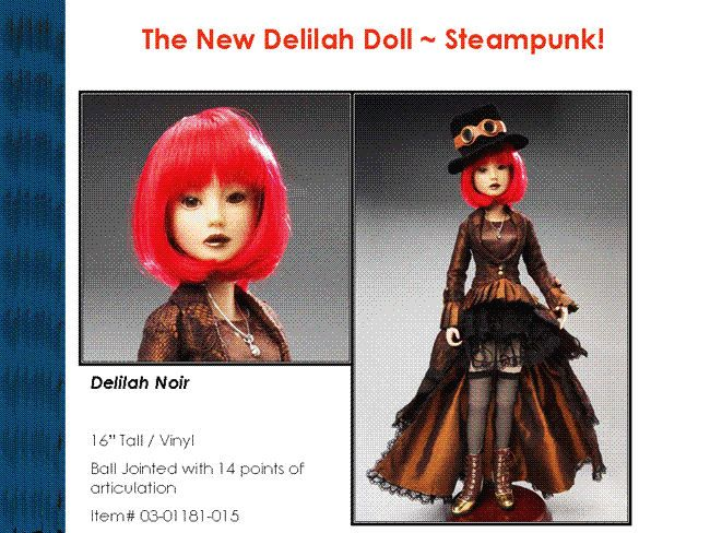 Delilah Noir Steam Punk