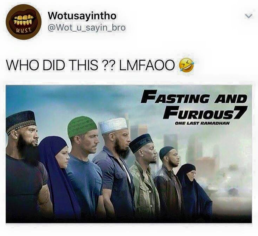 Fasting and furious 7 funny pictures funniest pictures picture video lol memes
