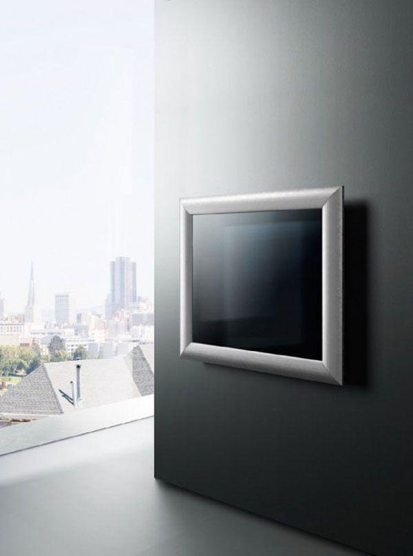 Frames for Your TV - http://freshome.com/2009/09/16/frames-for-your ...