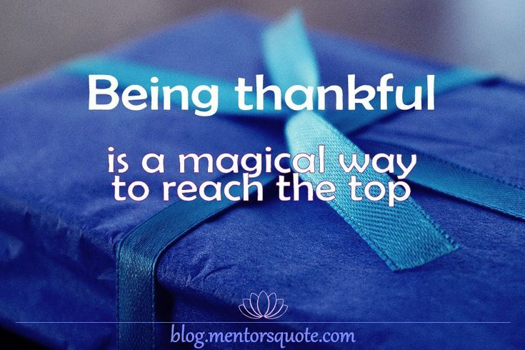 Top 19 THANK YOU Quotes #mentorquotes