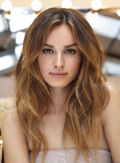 Elegant Carmen Hair Color