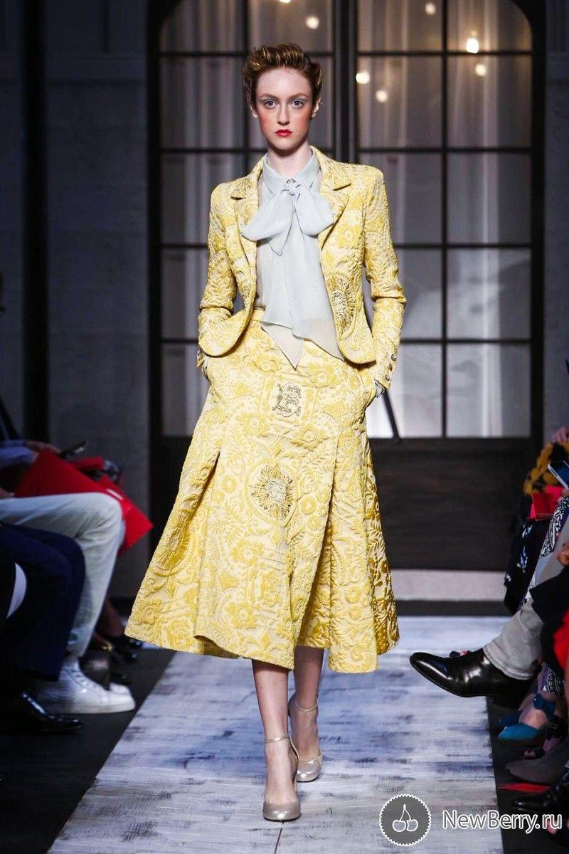 7d453147a1b2 Schiaparelli Haute Couture осень-зима 2015-2016   Женская одежда в ...