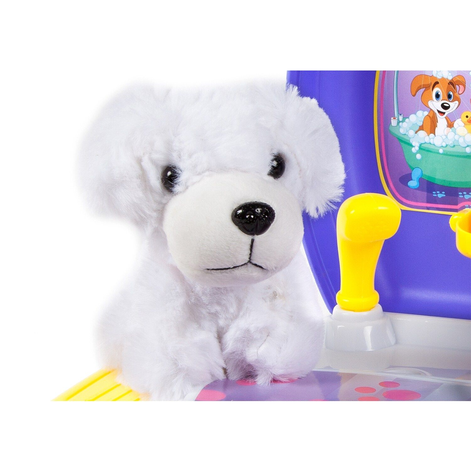 World Tech Toys Pet Grooming Suitcase Playset #techtoys