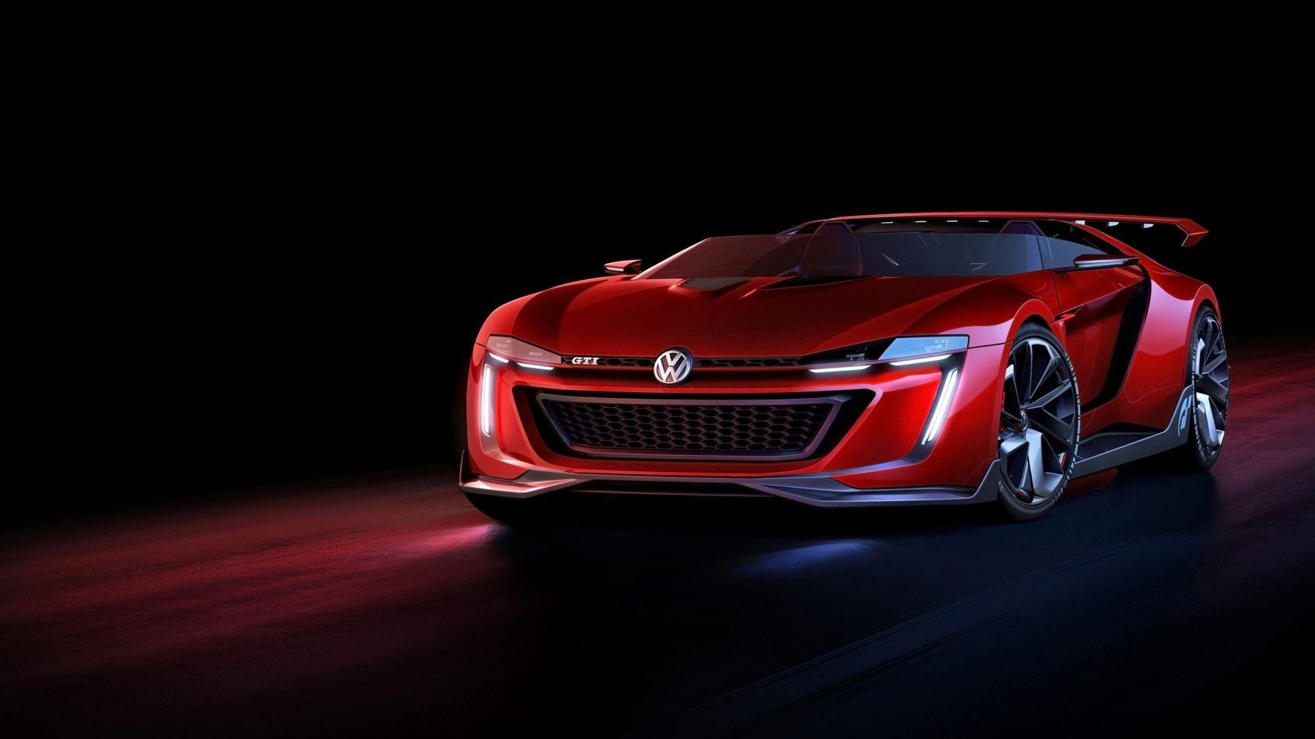Volkswagen Gti Roadster Real Car Parking Simulator