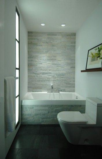 prachtige badkamer klein, simpel, licht, mooie materialen. | toilet ...