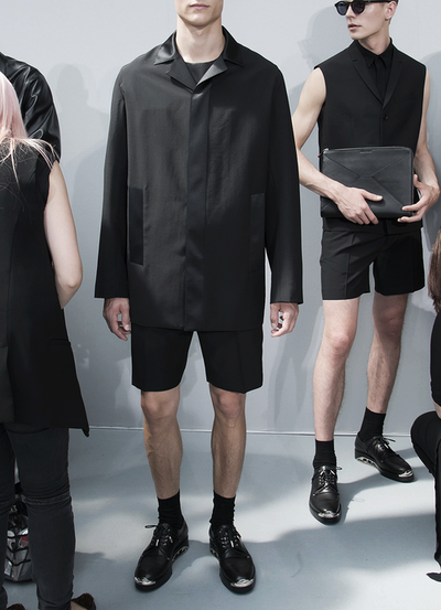 i believe this is Dior Homme SS14