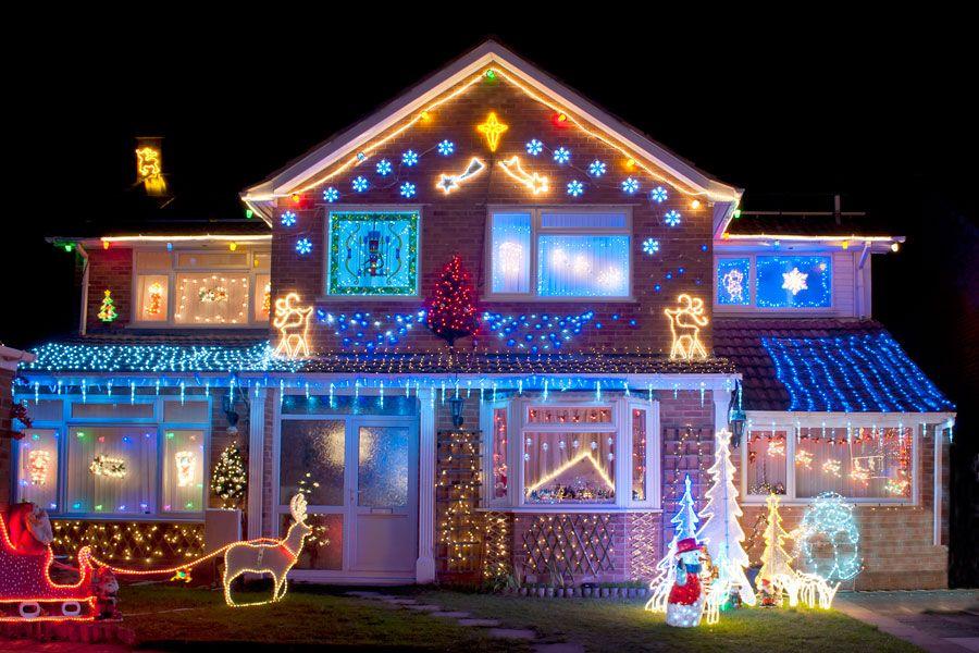 Cómo Decorar El Jardín Para Navidad La navidad es una fiesta