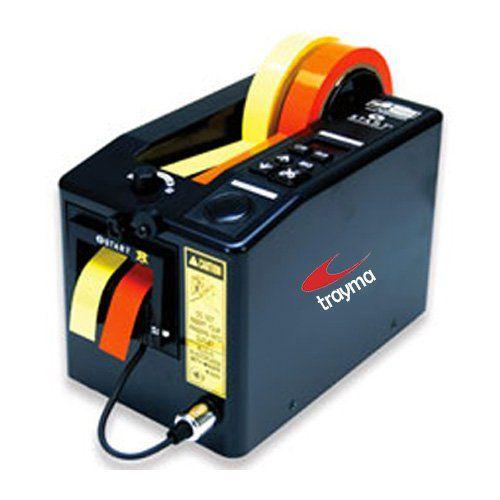 Dispensador Electronico De Cinta Adhesiva Zcm1000e Con Doble
