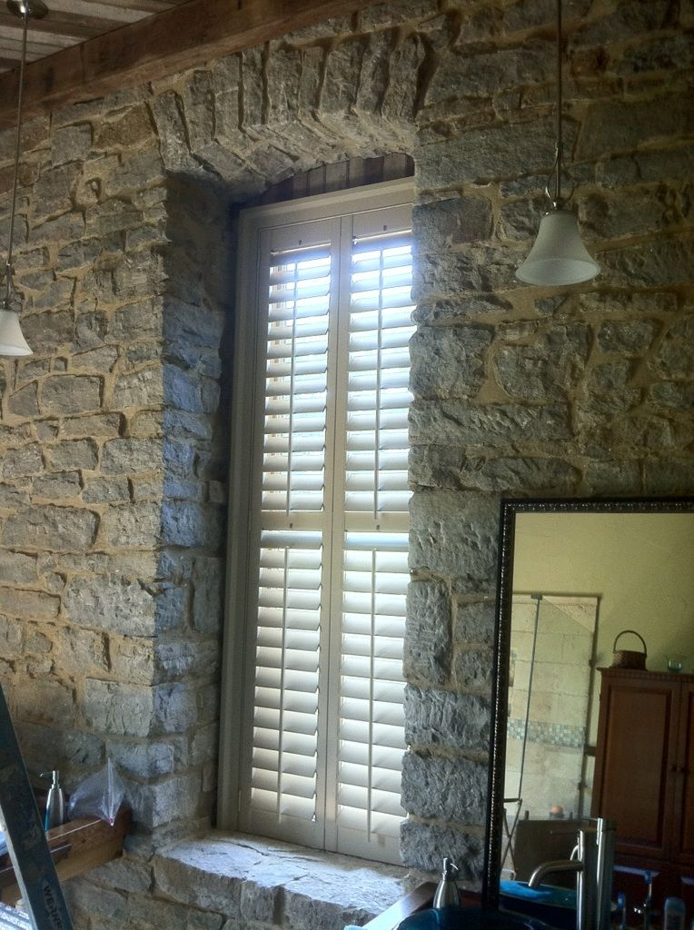 Shutters Looked Great In This Old Bourbon Distillery