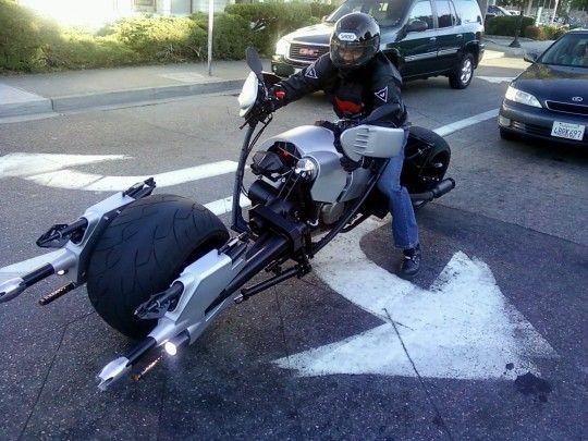 Best. Motorcycle. Ever.