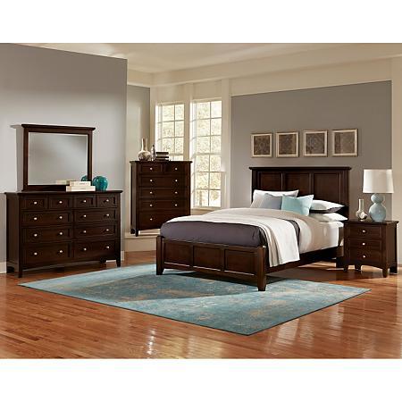 Bedford Mansion Bedroom Furniture Set In 2020 Bedroom Furniture