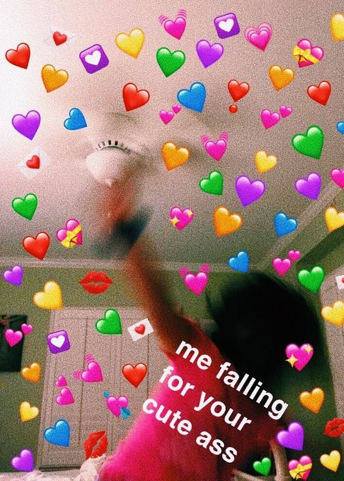 Pin by Daisy on reaction memes (With images) Cute love