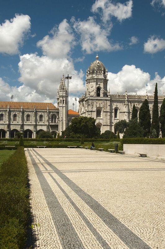 Monasterio de los Jerónimos - Lisboa, Lisboa