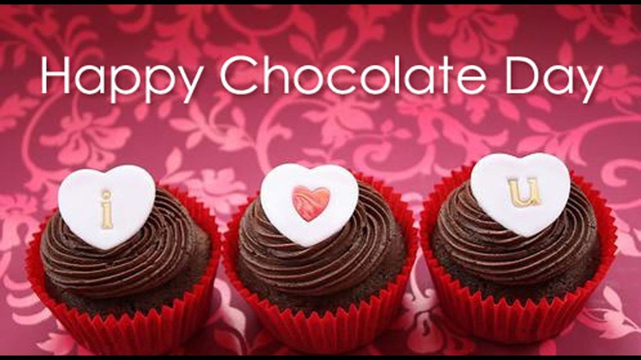 Happy Chocolate Day Wishes For Lover Happy Chocolate Day Happy Chocolate Day Wishes Chocolate Day Images Happy chocolate day friends in hindi