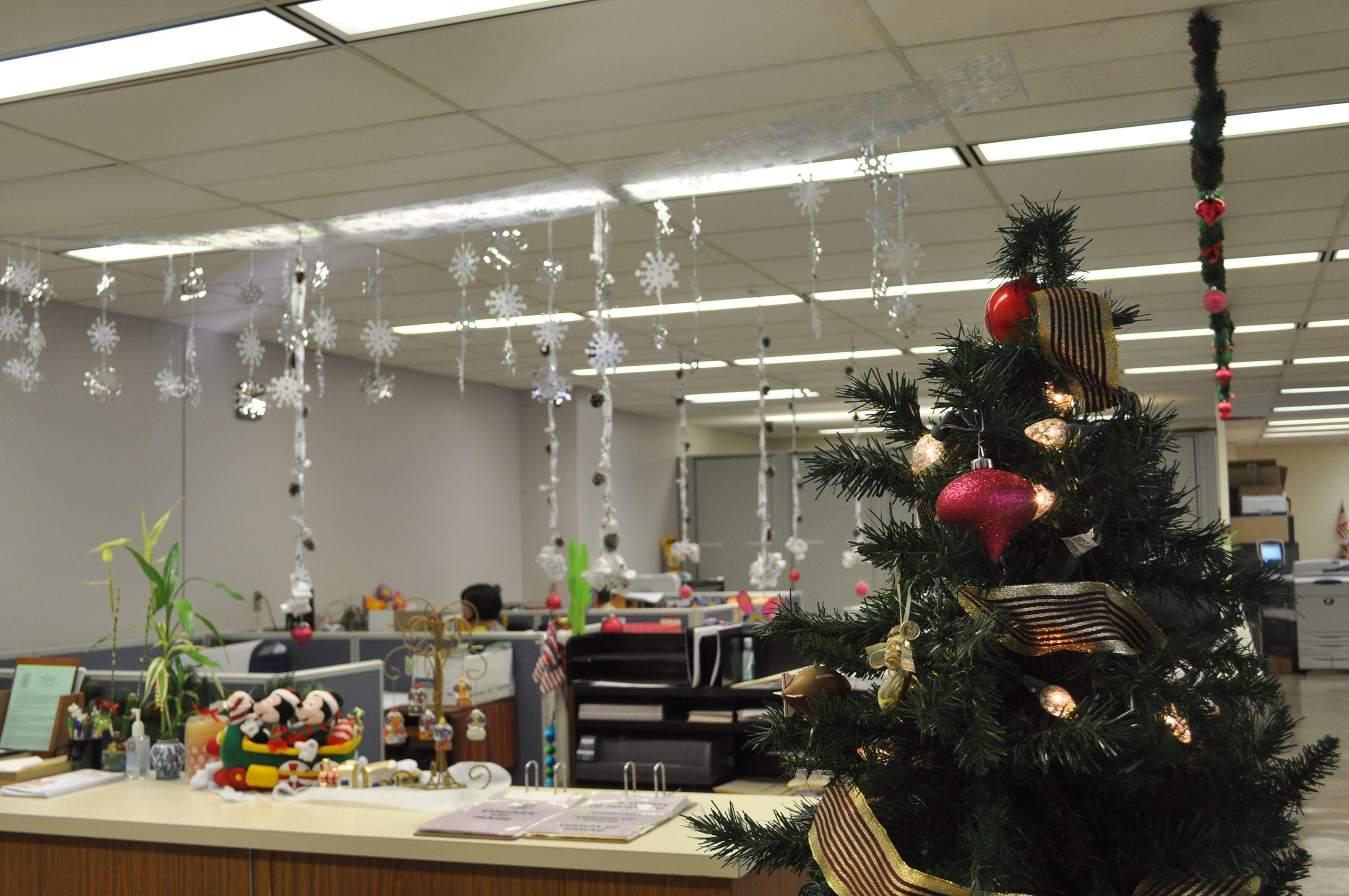 Phenomenon 30 Incredible Christmas Decor Ideas For Your fices