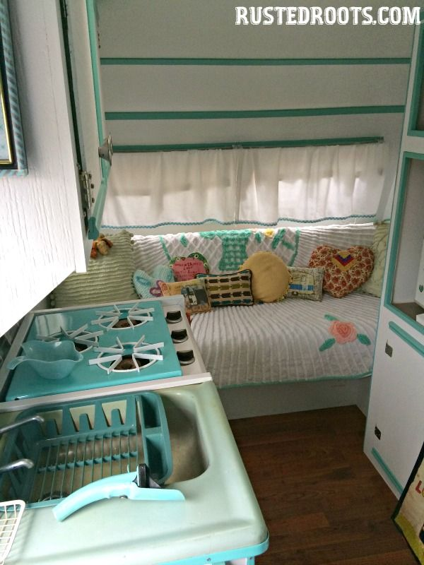 The Vintage Camper I Wanted to Tuck in My Pocket