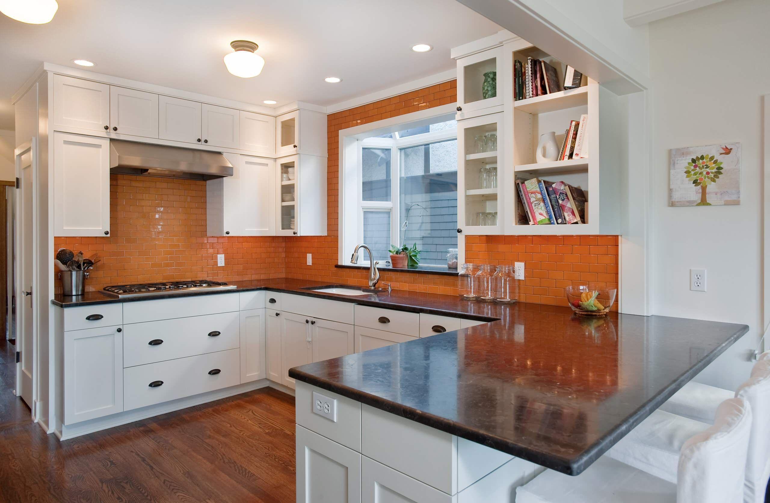 100 Beautiful Kitchens To Inspire Your Kitchen Makeover Moderne Kuche Kuchendekoration Kuchendesign