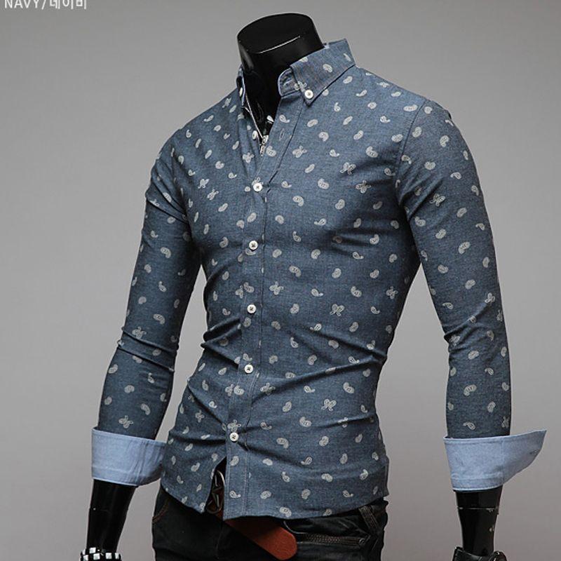 patterned dress shirts - Google Search | Design Ideas | Pinterest ...