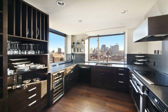 Jon Bon Jovi's New York City Duplex