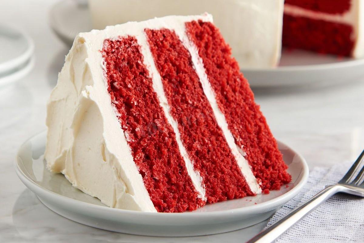 сестре бархатный торт рецепт с фото невесте, ставшей мне