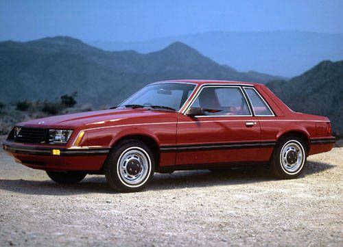 80s Mustang I Don T Understand How This Could Look Cool After The