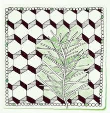 Afbeeldingsresultaat voor zentangle instructions step by step