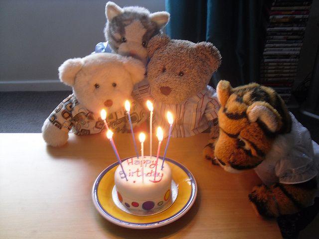 The Birthday Cake 3
