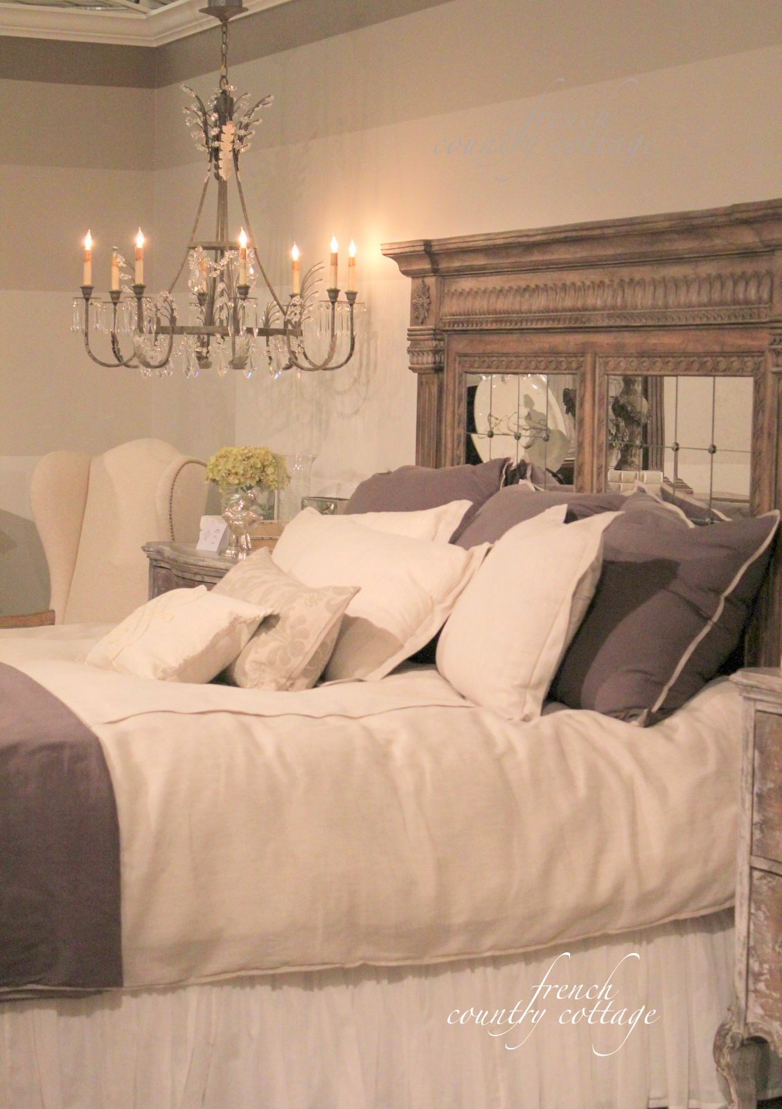 Weekend View (With images) French country bedrooms