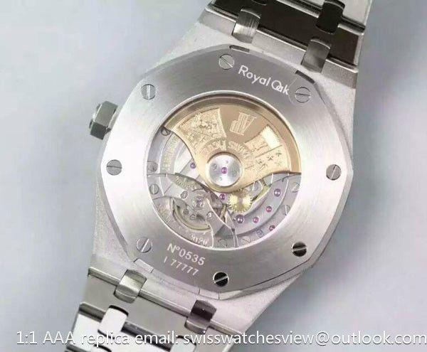 colori delicati marchio famoso nuovo stile di vita Audemars Piguet Royal Oak Steel Bracelet 41mm 15400STOO1220ST01 ...