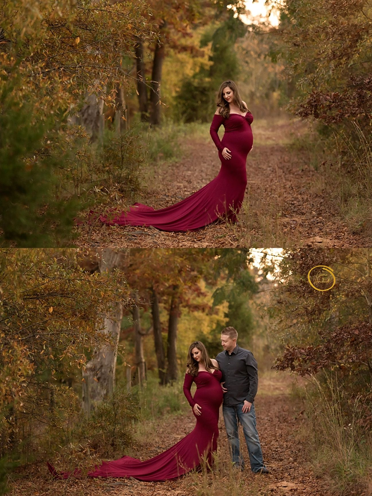 31bf09b6d93ce Dramatic red maternity gown, dramatic maternity session, leah maria gown  train, burgundy maternity gown, charlotte maternity photographer, carrie  howland ...
