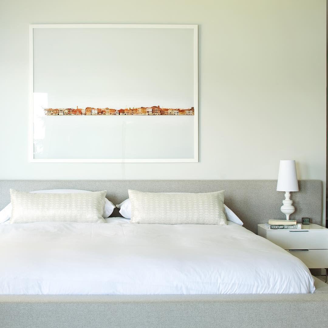 Clean Bedrooms Classy Clean Contemporary Bedroom W Art#davidburdeny #interiordesign 2018