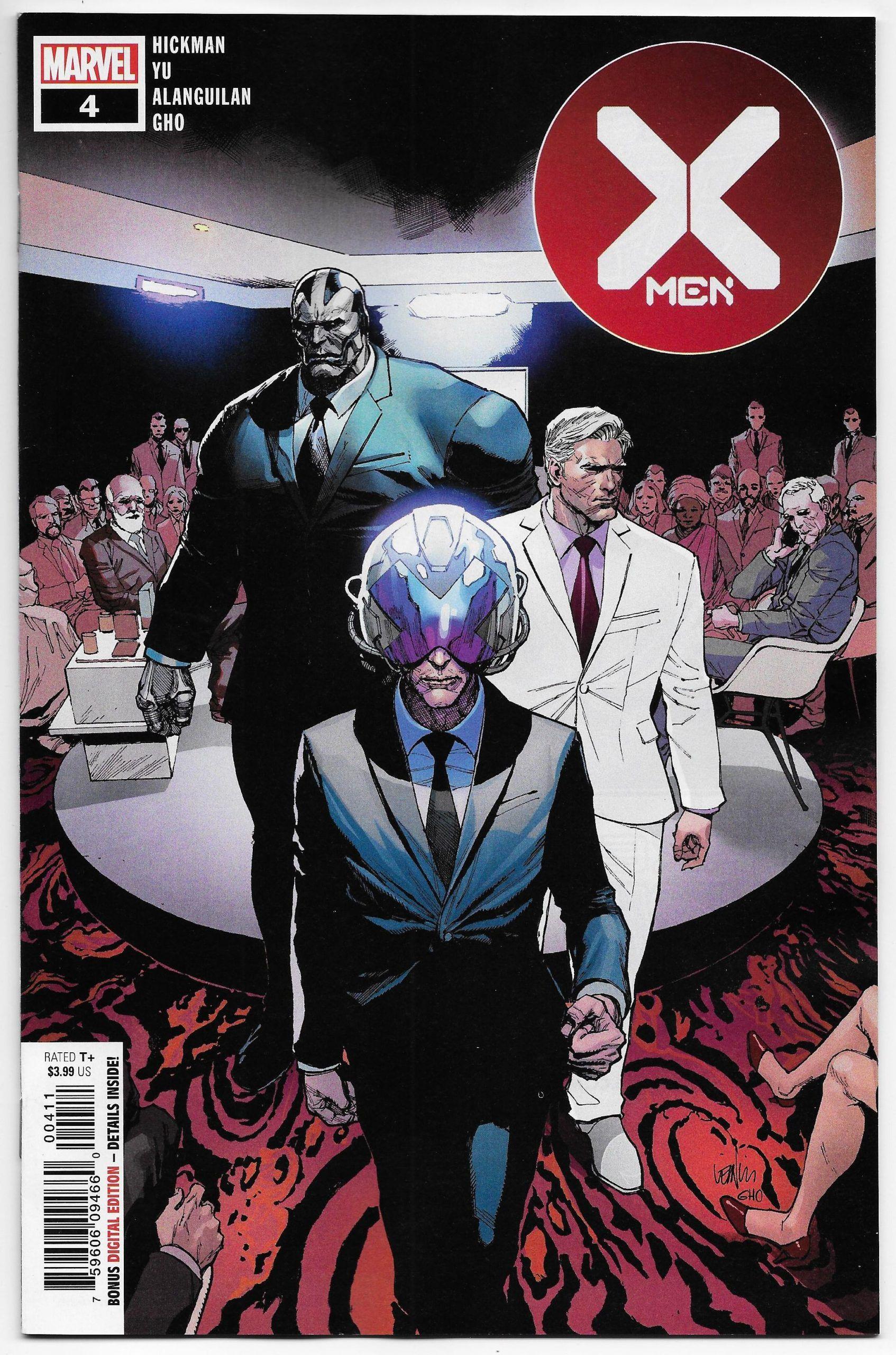 X Men 4 Marvel 2020 Nm Marvel Comics Art X Men Marvel