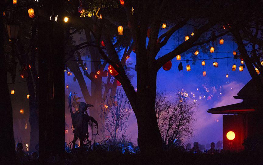 Field of Screams Halloween Horror Nights