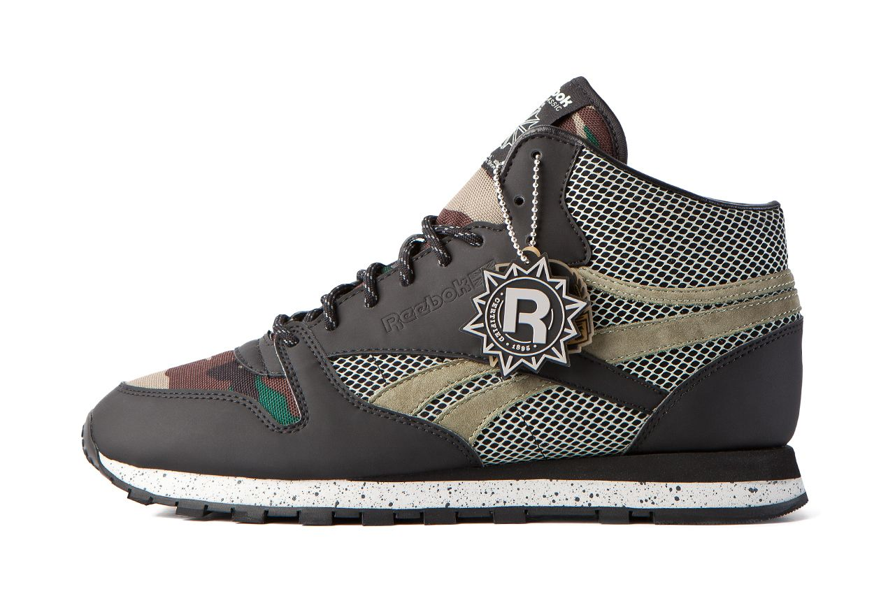 Retailer atmos and Puma Collaborate on Tattoo Inspired