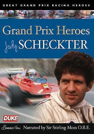 GRAND PRIX HEROES DVD. JODY SCHECKTER 1979 F1 CHAMPION. 52 MINS. DUKE 2716NV 5017559118242 | eBay, #2716NV #champion #DUKE #DVD #eBay #Grand #HEROES #JODY #MINS #Prix #SCHECKTER