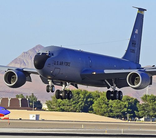 Boeing B 52 Stratofortress Of The U S Air Force History: U.S. Air Force Boeing KC-135R Stratotanker 61-0290 96th
