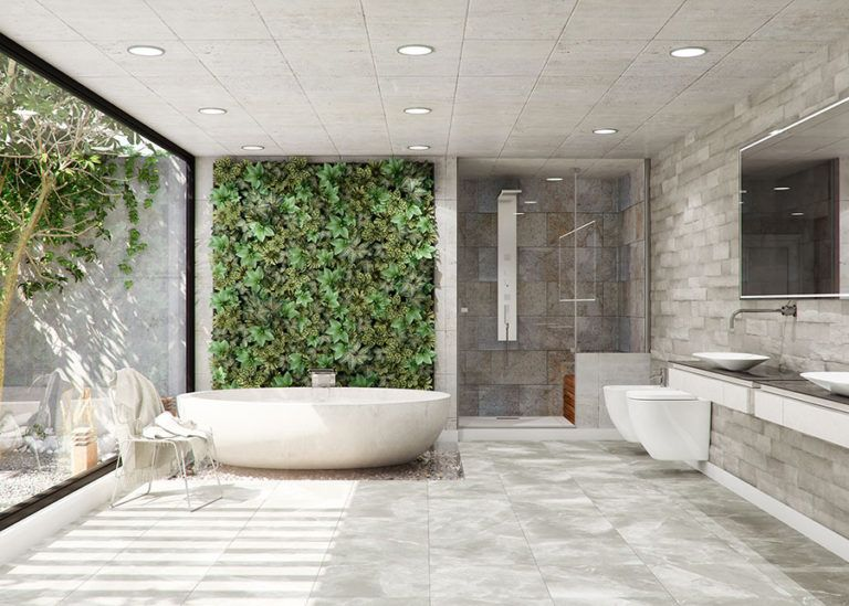 35 Bagni Moderni dal Design in Stile Zen Bagni moderni